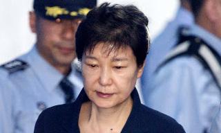 [フォトニュース]'初の裁判'受けた朴槿恵(パク・グンヘ)前大統領の一日