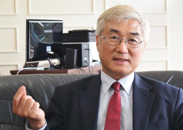 마영삼 국제탁구연맹 심판위원장