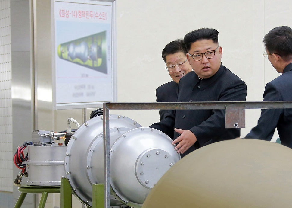 Image result for kim jong un nuclear