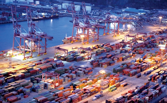 South Korea sees biggest worldwide growth in exports in