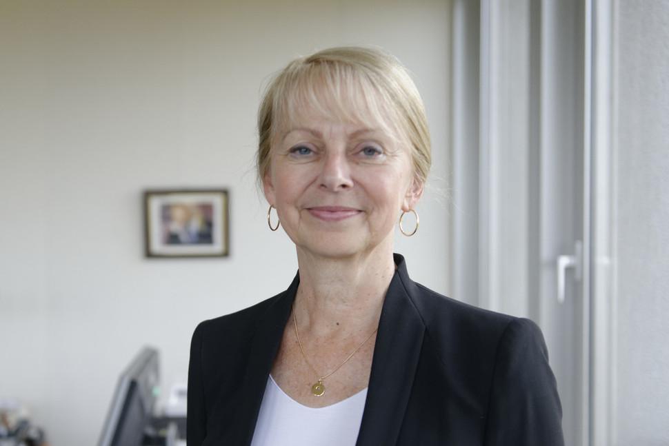 샌드라 폴라스키 전 국제노동기구(ILO) 부총재