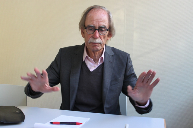 하르트무트 자이페르트 독일 한스뵈클러재단 선임연구위원.