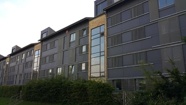 덴마크 코펜하겐시 외곽 사회주택의 모습. 서재교 미래세대정책연구소장 제공