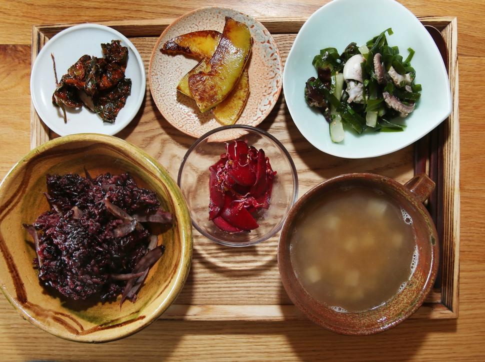 '코삿헌'의 밥상