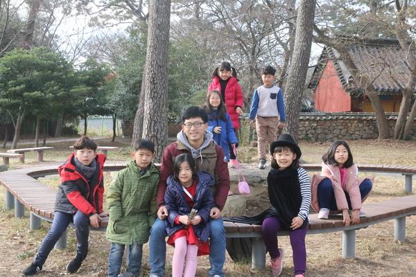 해남문화나눔센터는 미래세대를 위해 '어린이 문화농부 이음'과 '사뿐사뿐 글고양이 학교' 등 프로그램을 운영 중이다. 해남문화나눔센터 제공
