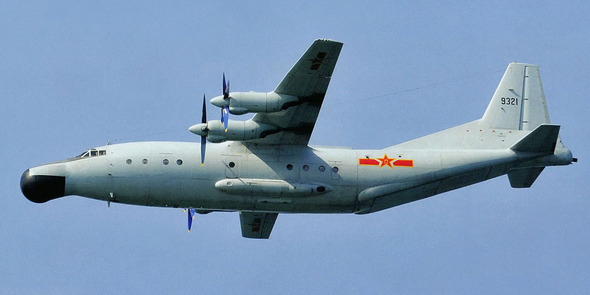 China conducts aerial reconnaissance exercise in new area near
