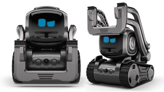감정표현 기능을 가진 로봇 코즈모.