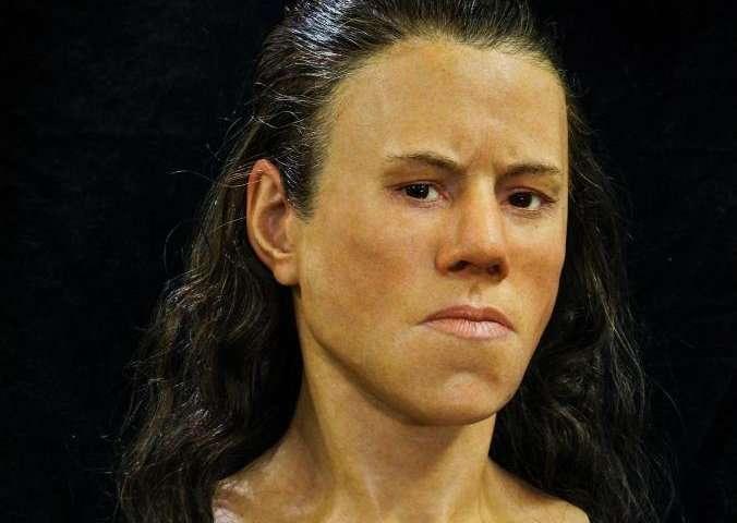 9000년 전 유럽 10대 소녀 '던'의 ..