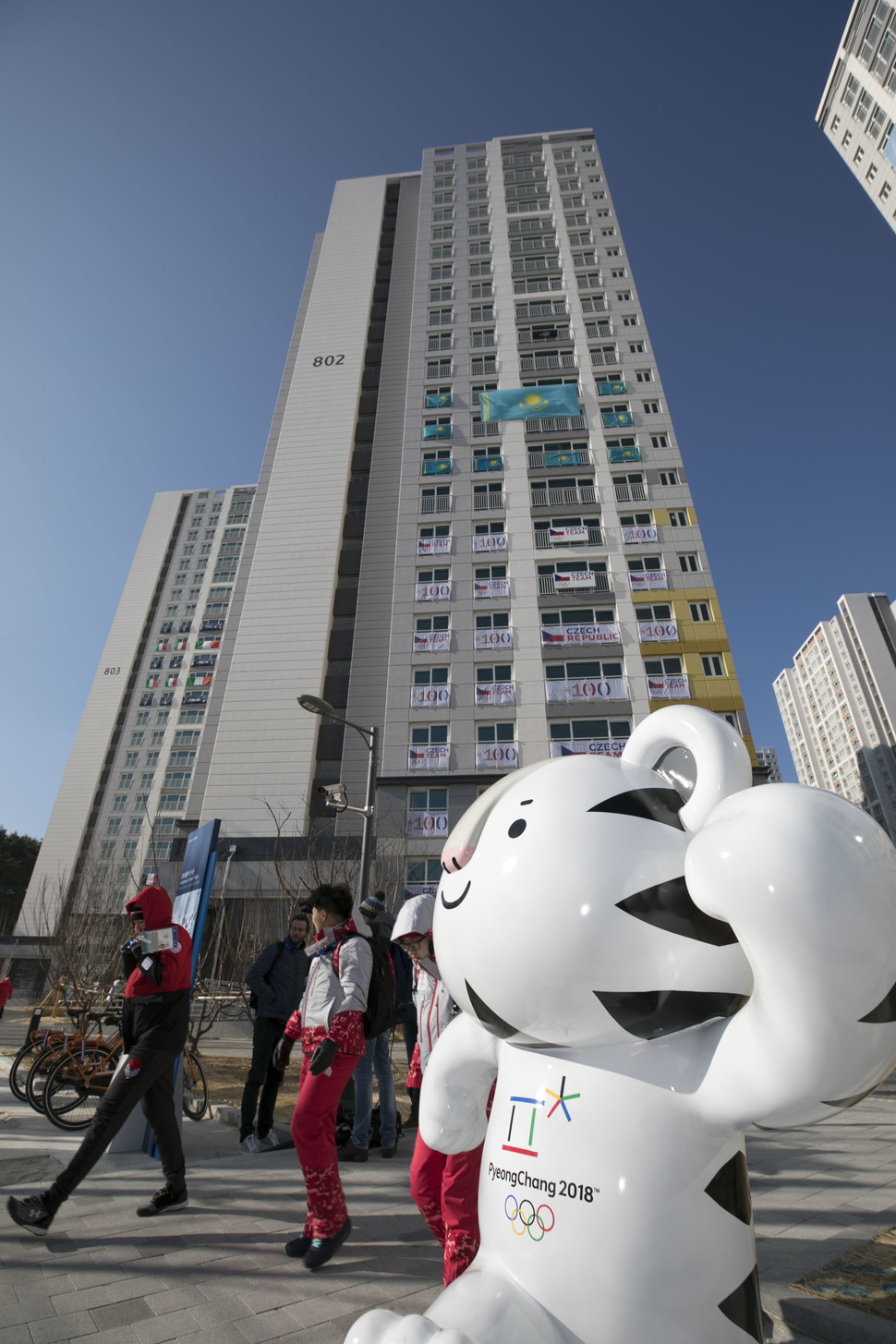 Polyclinic No. 8, Olympic Village (reviews)