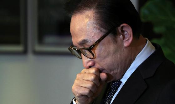 MB 정경유착·매관매직·세금횡령 … '뇌물 종합세트' 혐의