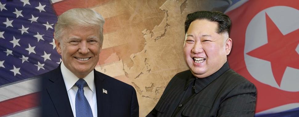 Image result for 트럼프 김정은 회담 난관