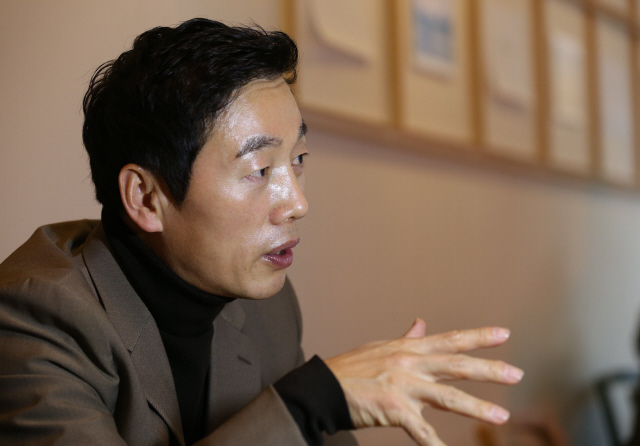 정봉주 전 의원. 한겨레 자료사진.