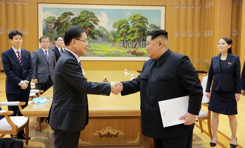 Majority of south koreans feel that north korean attitude is majority of south koreans feel that north korean attitude is changing national news the hankyoreh m4hsunfo