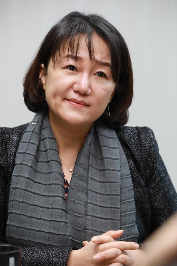 더불어민주당 이재정 의원. 류우종 기자 wjryu@hani.co.kr