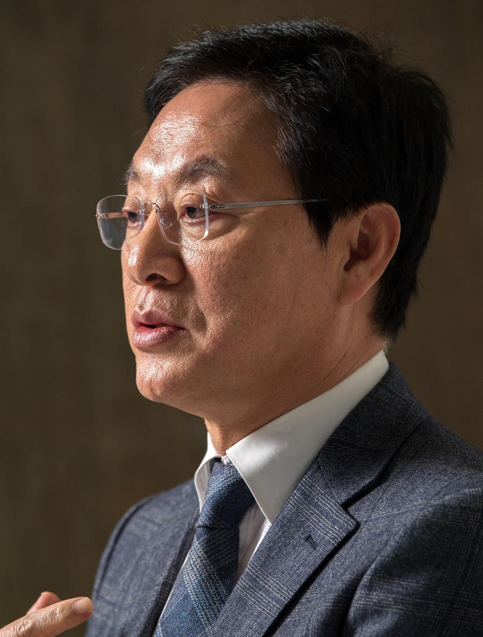 """정두언 """"MB, 대선 승리 뒤 가회동 전셋돈 반환 독촉"""" : 정치일반 : 정치 : 뉴스 : 한겨레"""
