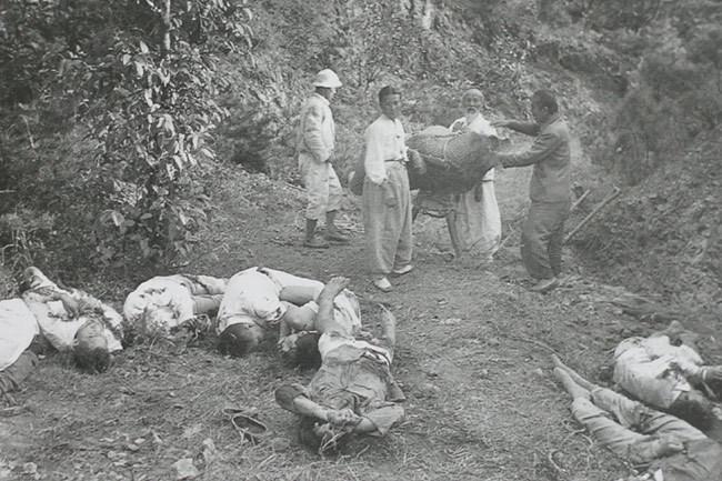 1948년 10월19일 발생한 여순사건의 소용돌이 속에서 무고한 민간인 1만여명이 희생됐다.여수지역사회연구소 제공