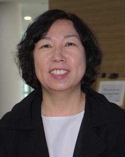 시민사회단체의 지지로 경기도 파주시의원에 도전하는 박은주씨.