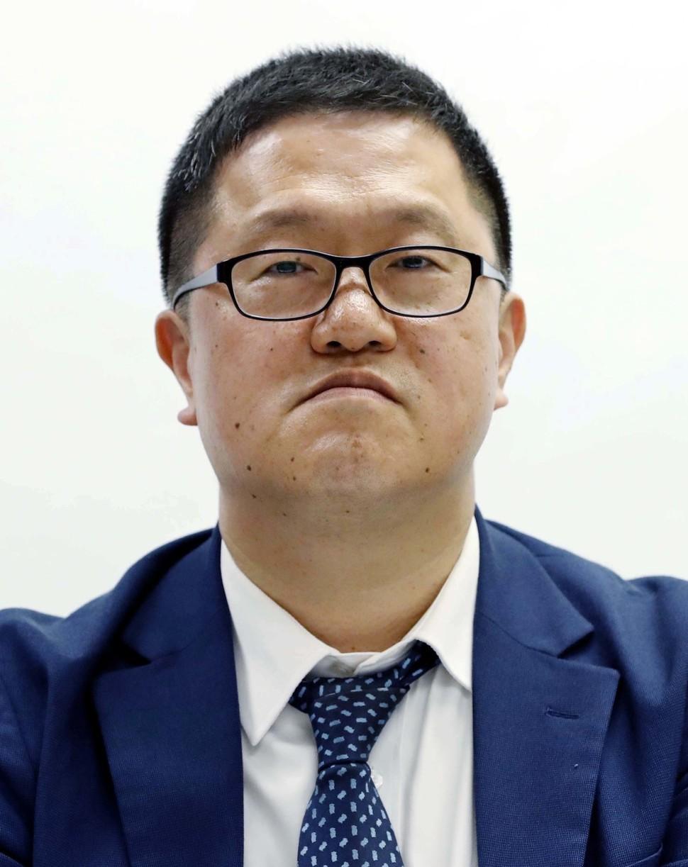 김영식 전국사회연대경제 지방정부협의회 사무국장