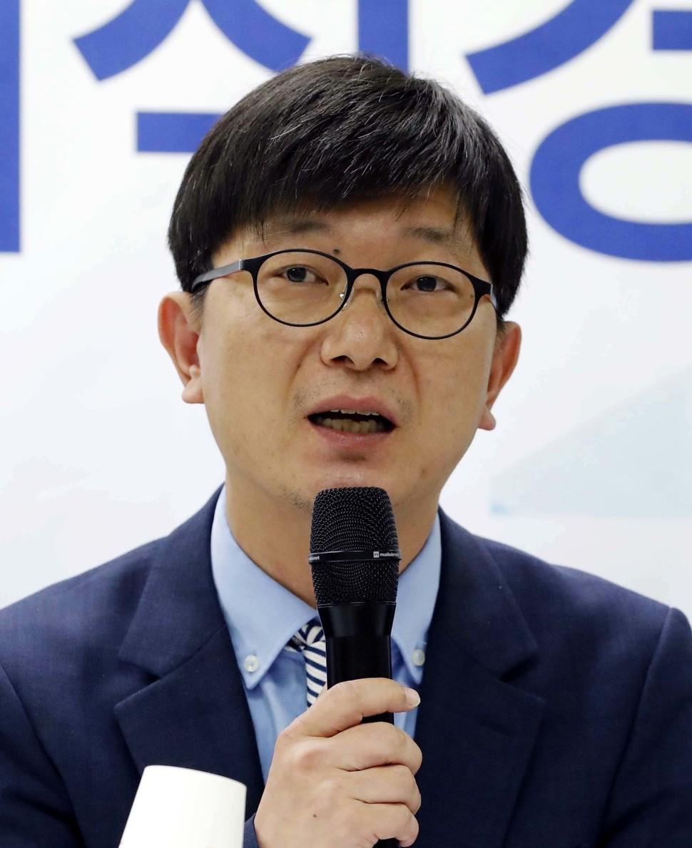 정유훈 바른미래당 수석전문위원