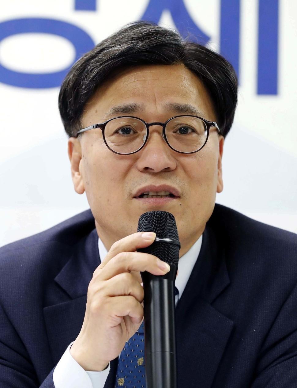 이회수 더불어민주당 정책위원회 부의장