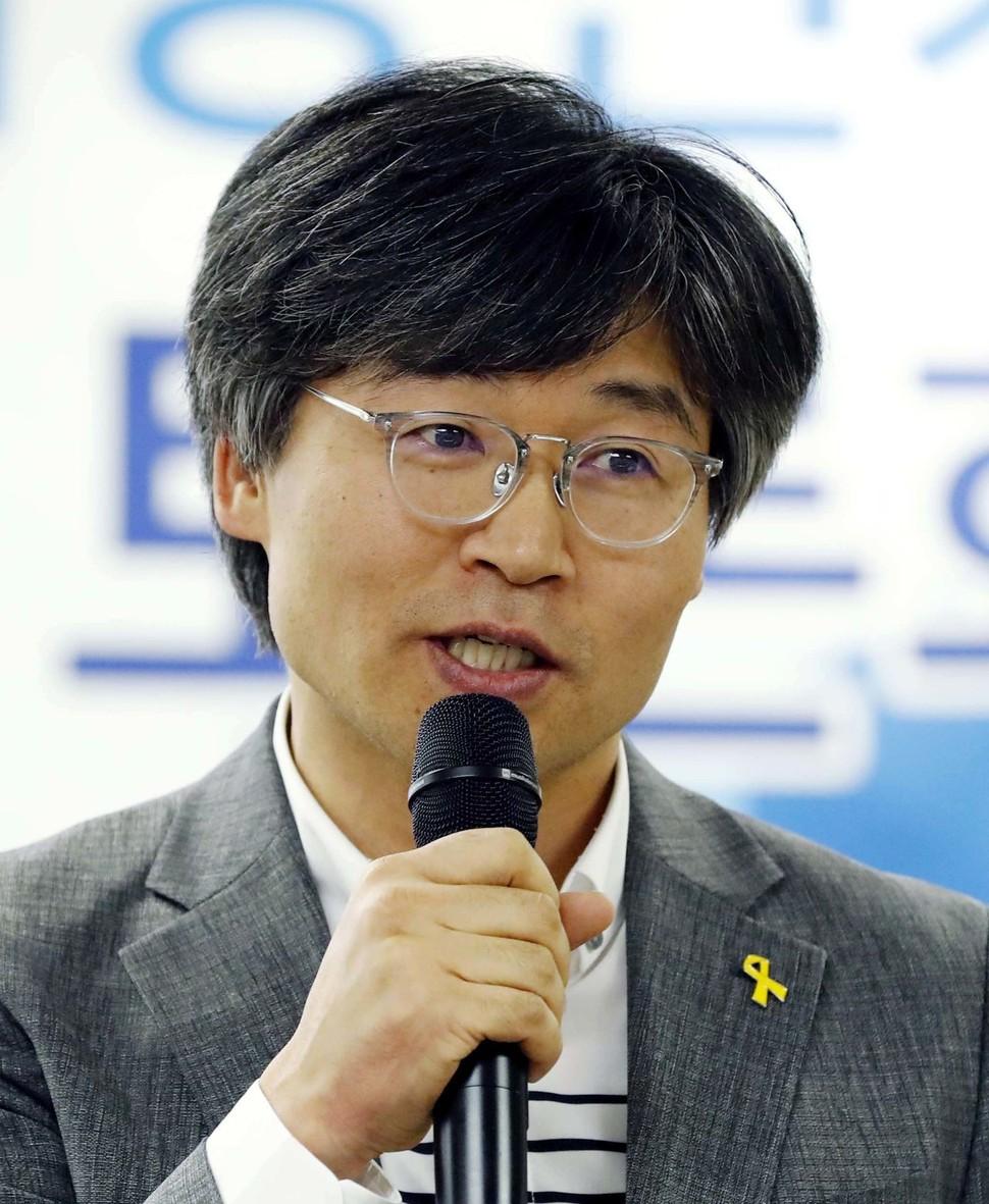 하재찬 한국사회적경제연대회의 지역위원장