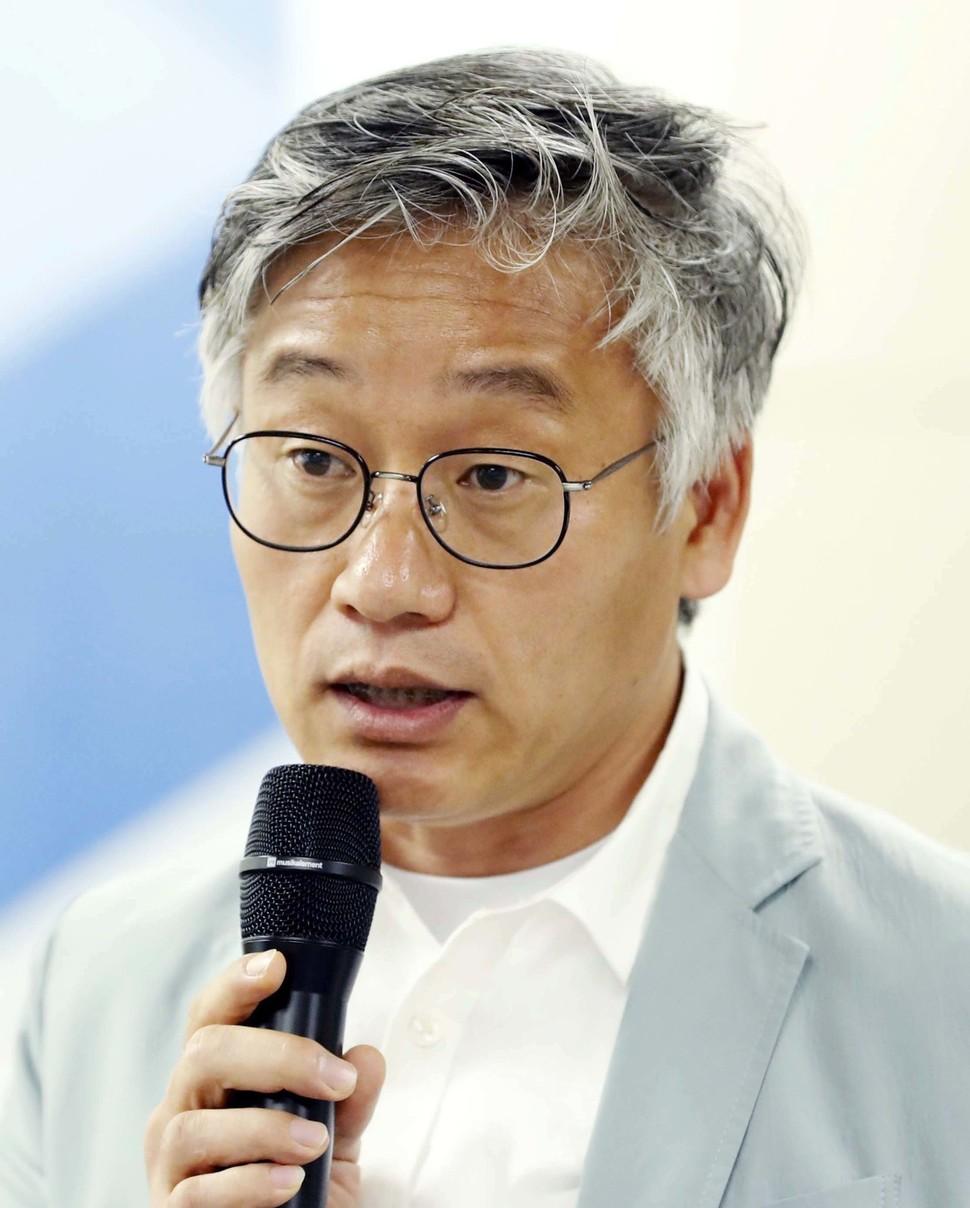 김현철 익산시사회적경제센터장