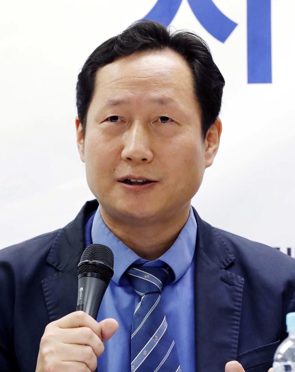 강훈구 정의당 정책위원