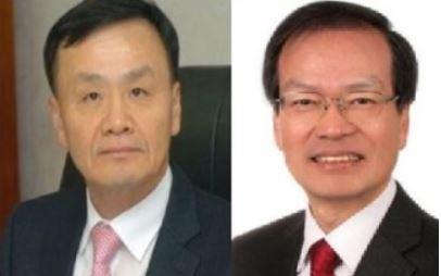 왼쪽부터 임정혁·허익범 변호사. 사진 변협 제공