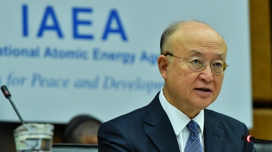 Nordkorea slapper in iaea