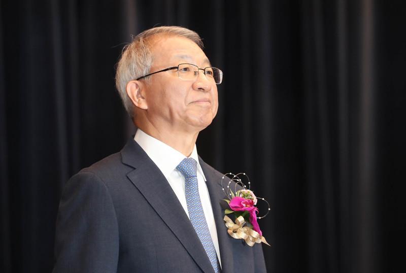 양승태 대법원장이 지난해 9월22일 서울 서초구 대법원에서 열린 퇴임식에 참석하고 있다. 신소영 기자 viator@hani.co.kr