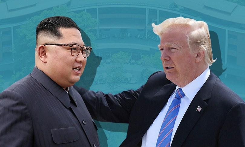 """트럼프 """"북 작은 무기들 발사, 신경 거슬리지 않아"""""""