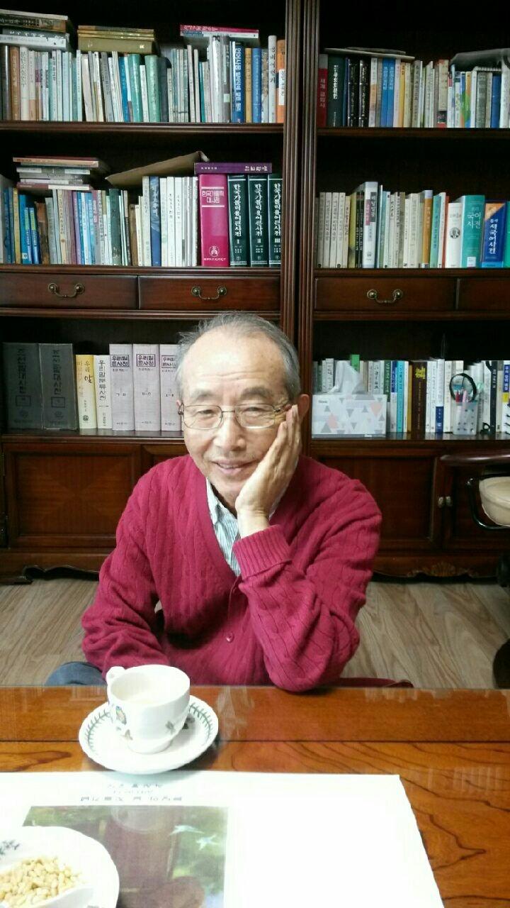 23일 별세한 국문학자 김수업 경상대 명예교수.