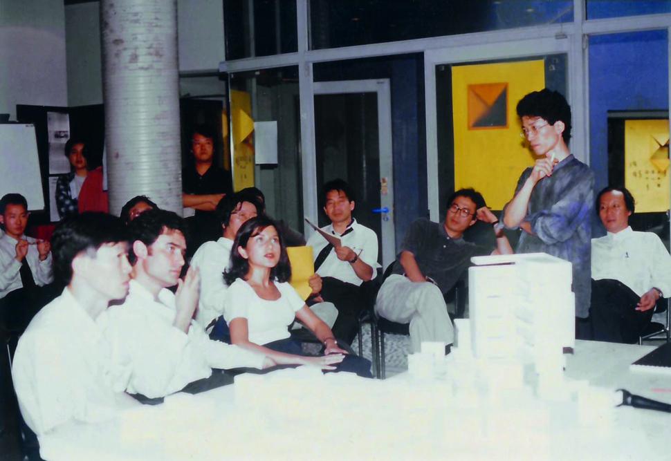 서울건축학교 1994~2003