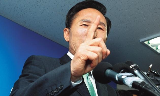 [한겨레 보도-14] MB에게 50억 소송을 당하다
