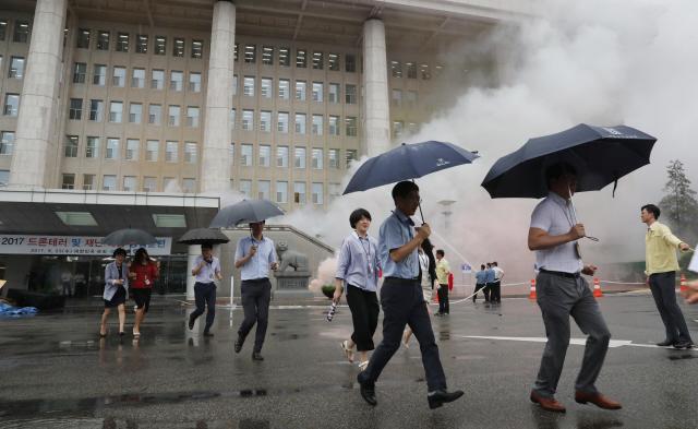 South Korean government postpones Ulchi Exercise