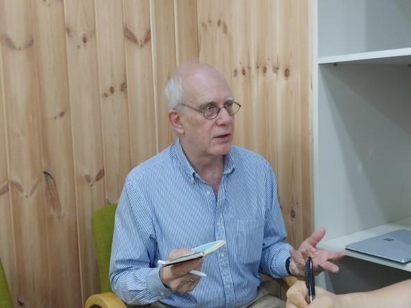브루노 롤런츠 국제협동조합연맹 사무총장.