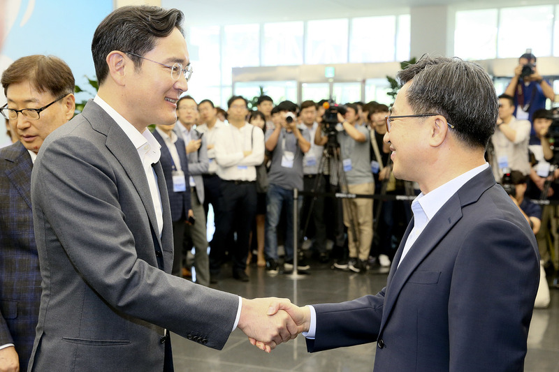 Samsung Group announces new hiring plans and investment of