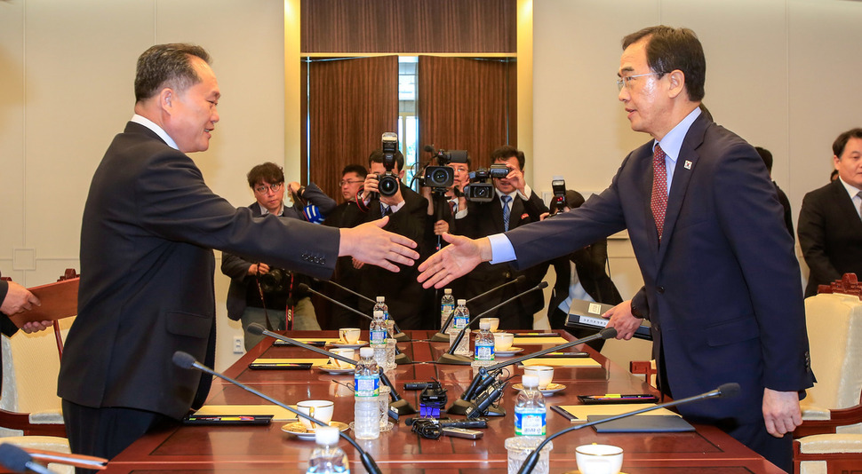 High-level inter-Korean talks to take place in Panmunjeom on Aug. 13