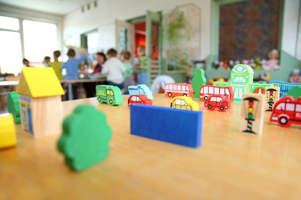 유치원, 어린이집, 초등학교 같은 전국의 어린이활동공간 1781곳에서 중금속이 환경안전관리기준을 초과한 것으로 드러났다. 클립아트코리아 제공