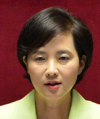 유은혜 더불어민주당 의원. 한겨레 자료사진