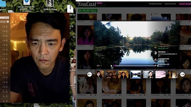 컴퓨터 화면에 갇힌 영화, 어쩌면 우리의 존재방식