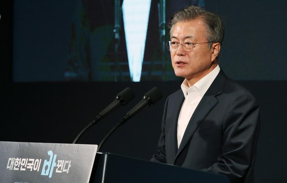 """문 대통령, 9월5일 대북특사 파견…""""평양회담 일정 등 논의"""""""