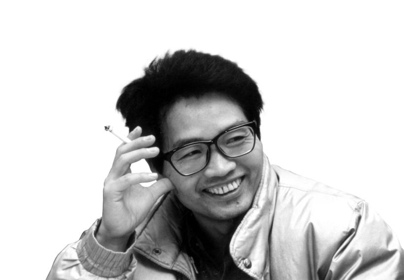 '저항시인' 고 김남주. 전남대 제공