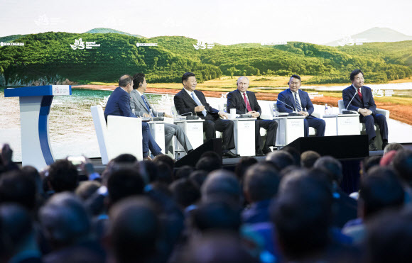 China, Russia and Japan reveal position on inter-Korean affairs at Eastern Economic Forum