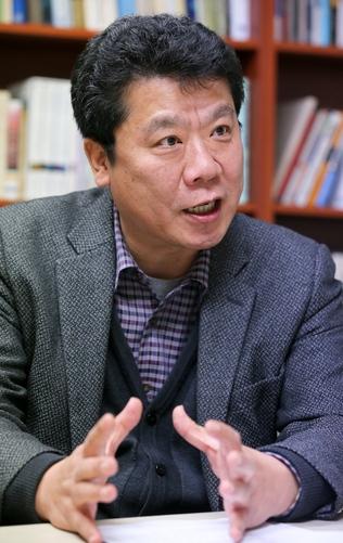 강영식 우리민족서로돕기운동 사무총장
