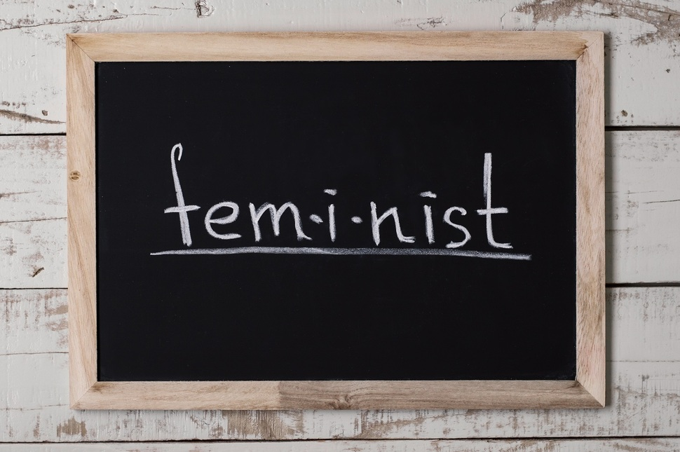 페미니즘 페미니스트 여성운동 게티이미지뱅크