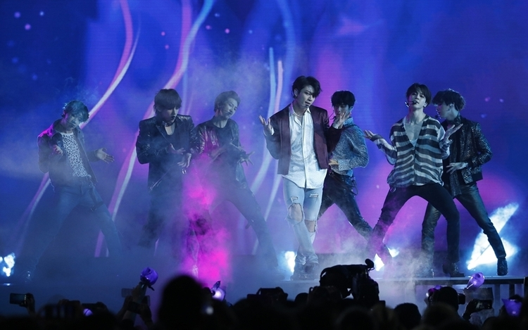Editorial Ongoing Bts Tour Can Hopefully Bridge Differences Between
