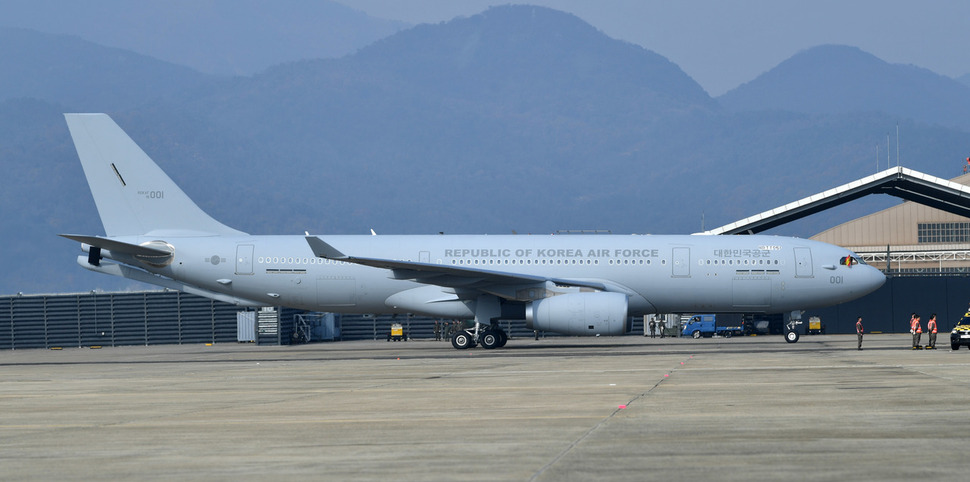 There Air force refueling aircraft very valuable