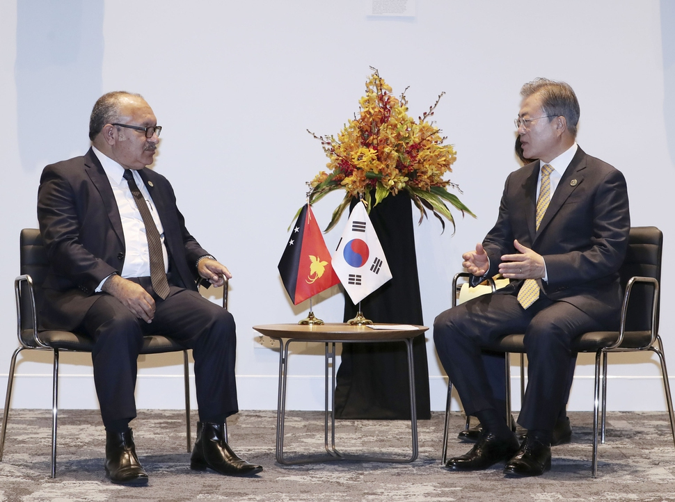 Seoul, November 17 (Xinhuanet) - South Korean President Mahmoud Ahmadinejad will meet with Prime Minister Peter O & # 39; Neill at APEC House in Port Moresby on Thursday, United Nations News