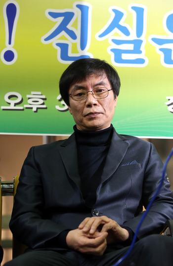 Kang Gi-hoon. Photo of Hankyoreh